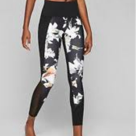c6f696e036c76 Athleta Pants | Blossom Intuition Black Leggings Nwt S | Poshmark